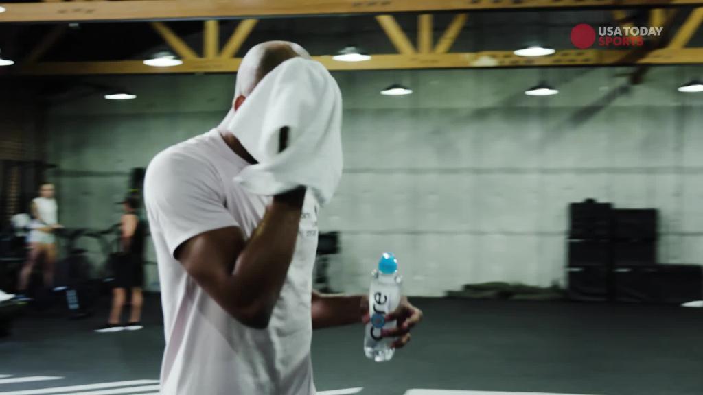 How Taj Gibson stays prepared for grueling NBA season