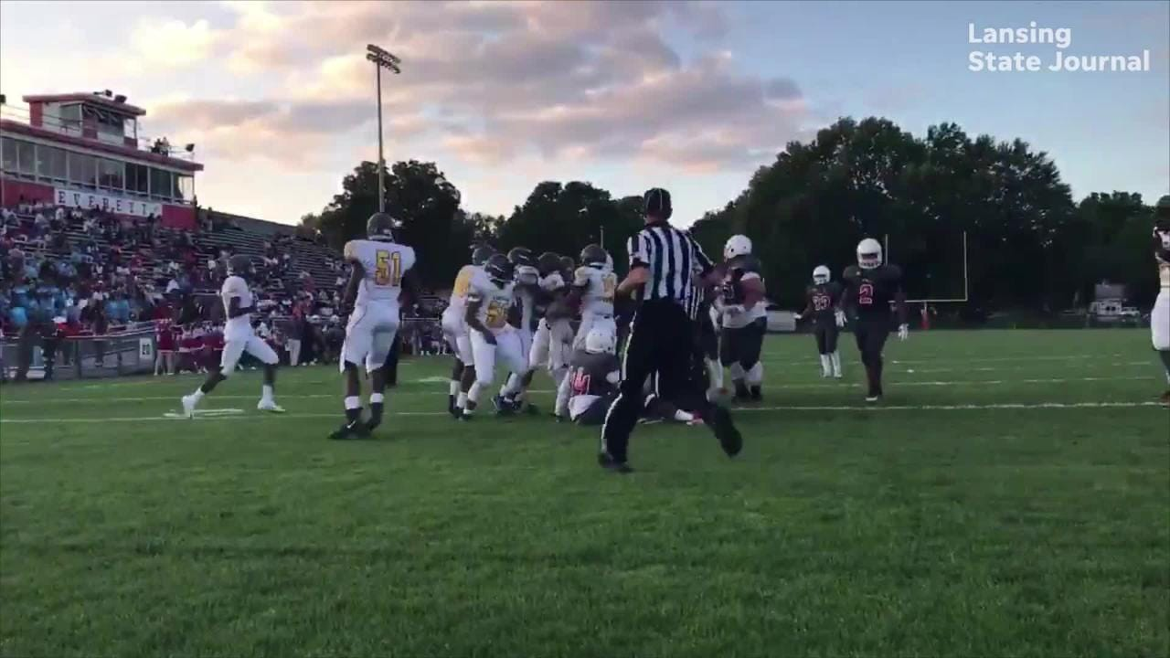 Check out the highlights from Everett's 18-13 win over Eastern on Thursday, Aug. 30, 2018.