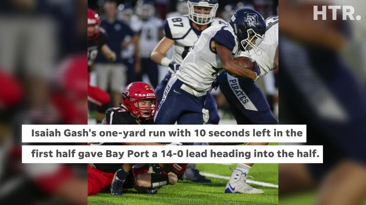 Bay Port cruised past Manitowoc Lincoln Thursday 42-0