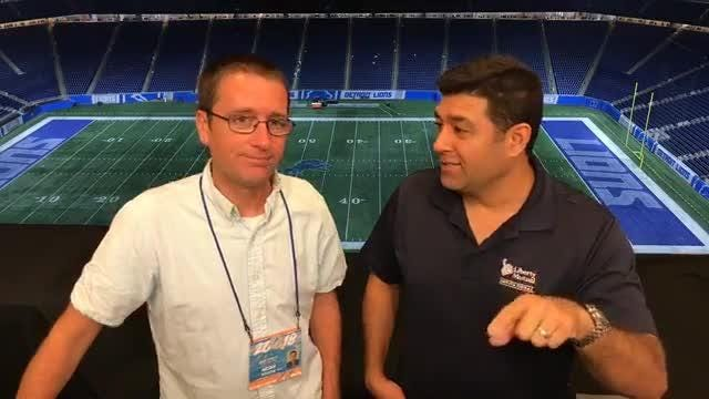 Dave Birkett and Carlos Monarrez discuss after the Detroit Lions' 35-17 preseason loss to the Browns on Thursday, Aug. 30, 2018.