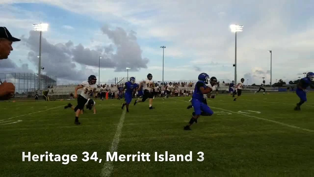 Wrapup of Week 2 games in Brevard high school football. Video by Eric Rogers, Craig Bailey and Brian McCallum. Posted Sept. 1, 2018.