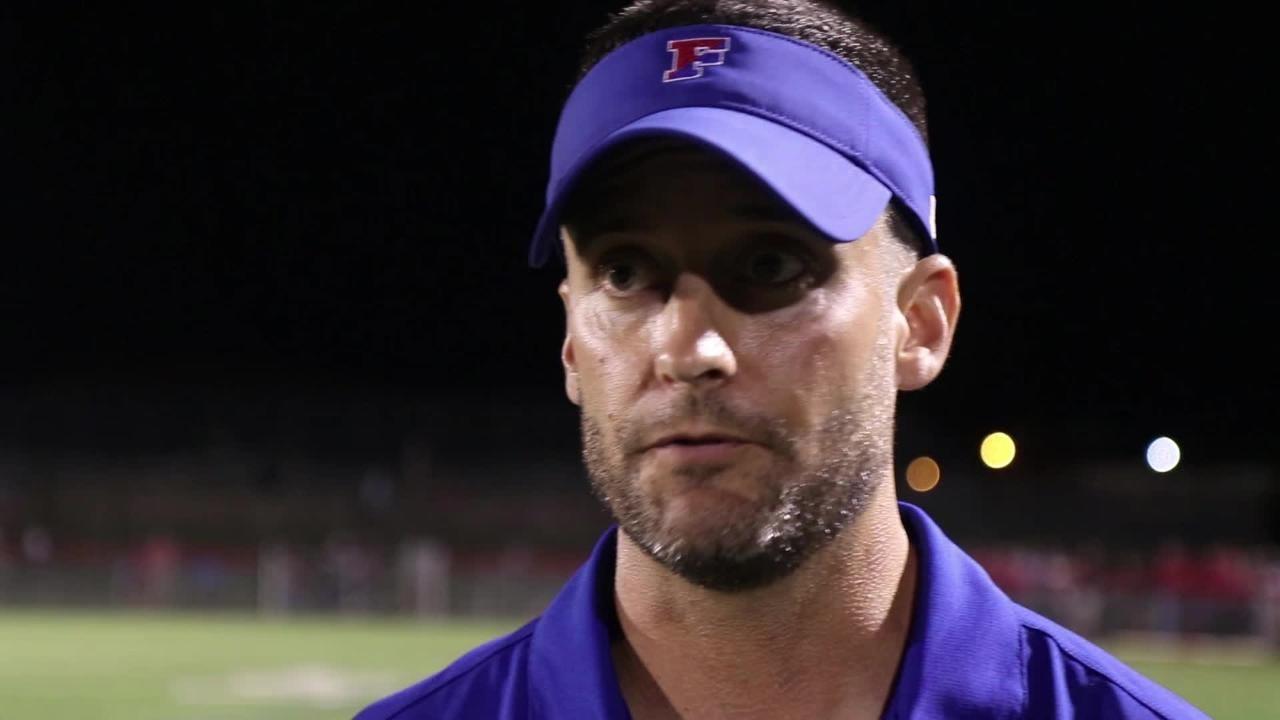 Marc Vitticore wins first game as Fairport head coach