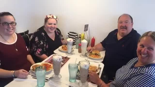 Delaware's 1st Steak 'n Shake held a soft opening on Saturday ahead of its official opening on Monday