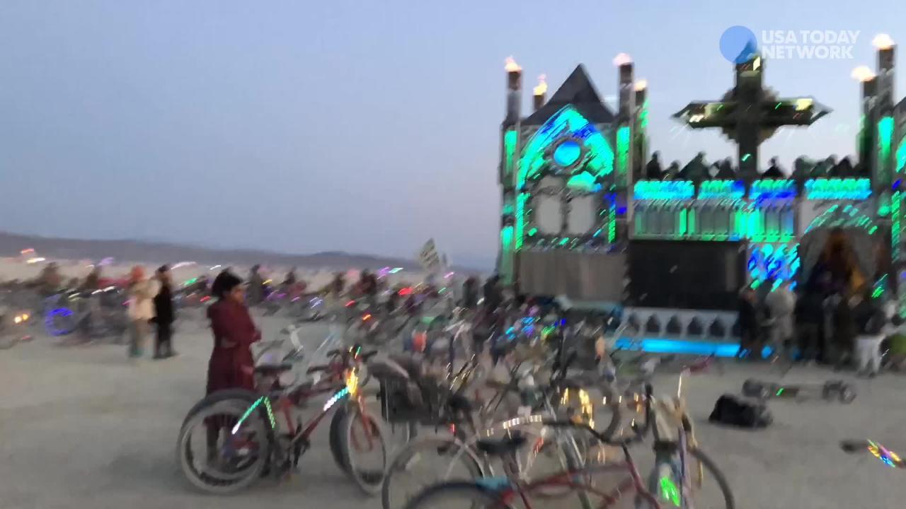 Sights from Burning Man 2018.