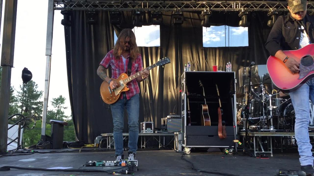 Walker  McGuire brings their sounds to the All American Musics Festival during Labor Day weekend in Ruidoso.