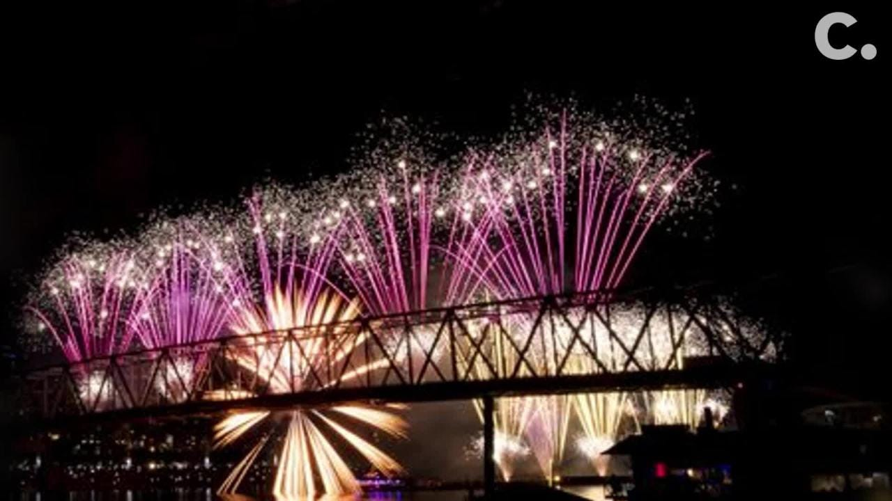 Relive the WEBN fireworks on Labor Day weekend 2018.