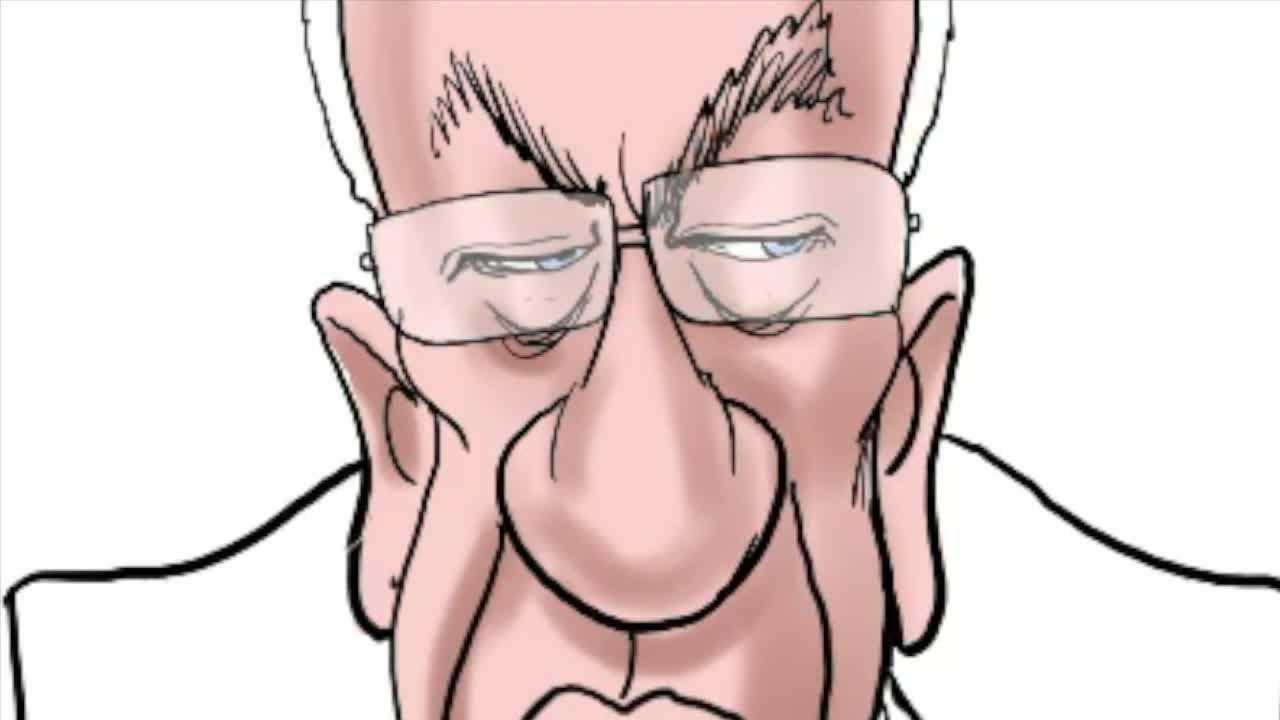 Cartoonist Gary Varvel Brett Kavanaugh Confirmation Hearing