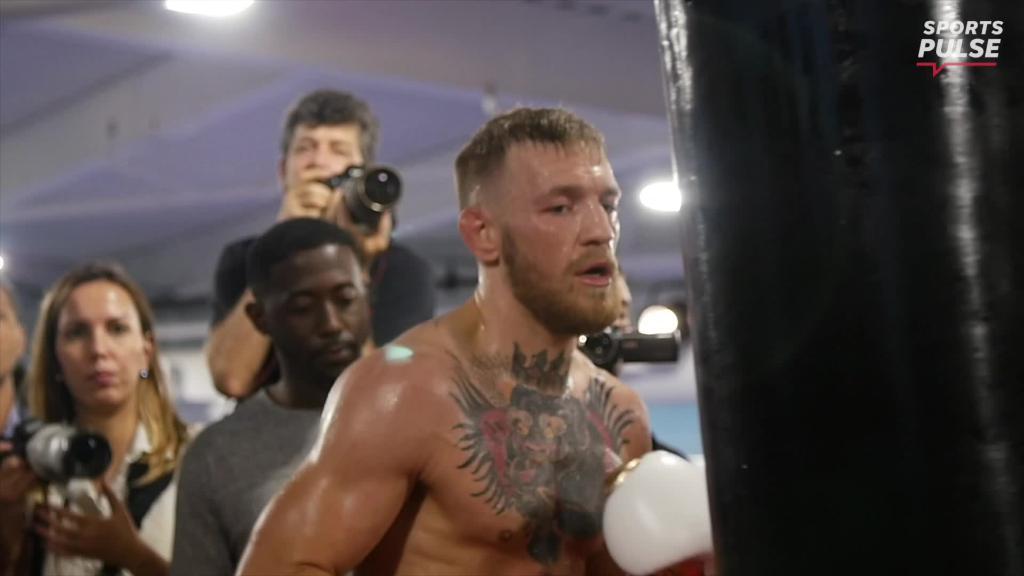 Conor McGregor is making his UFC return