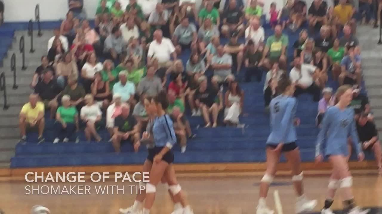 Host Granville beat previously undefeated Newark Catholic 3-0,