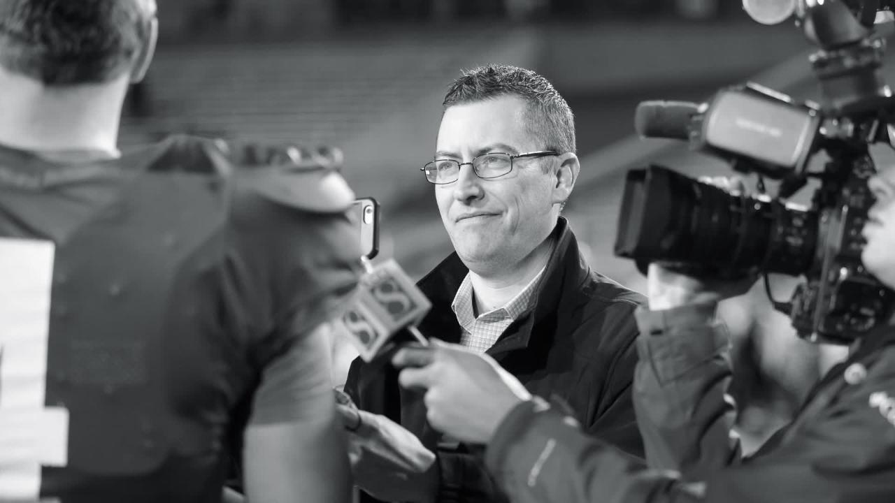 Chad Leistikow: Family man, amateur chef, columnist
