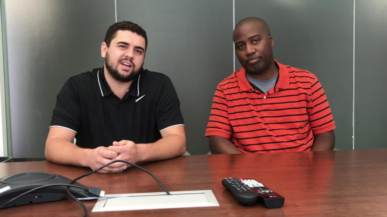 The Lansing State Journal's Brian Calloway and Nathaniel Bott make their picks for the best of the Week 3 high school football games.