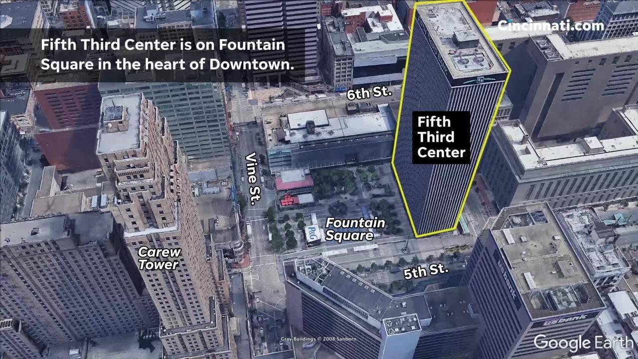 Cincinnati shooting: Where exactly it took place