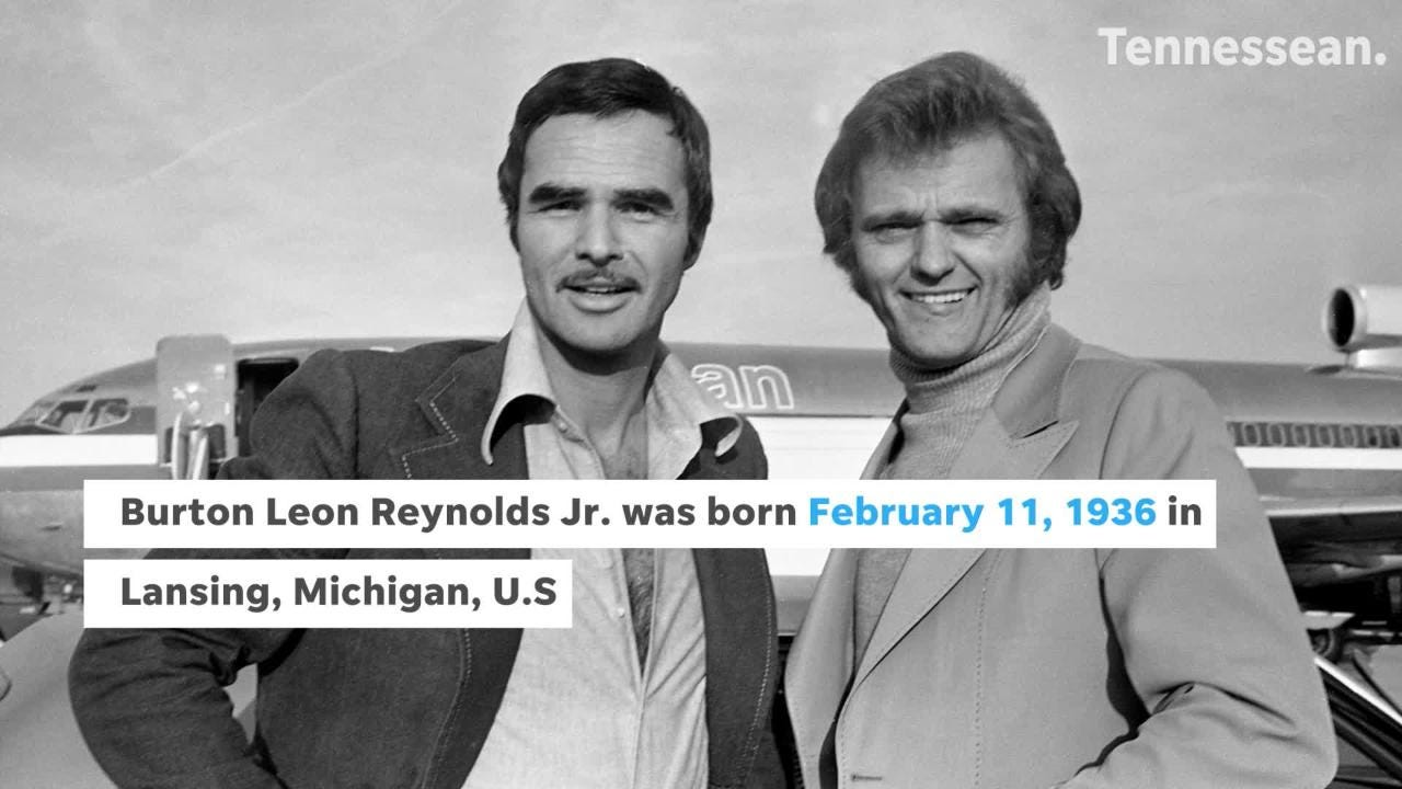 Burt Reynolds tribute in Lansing: Lugnuts unveil 'Bandit' bobblehead fans can get at game