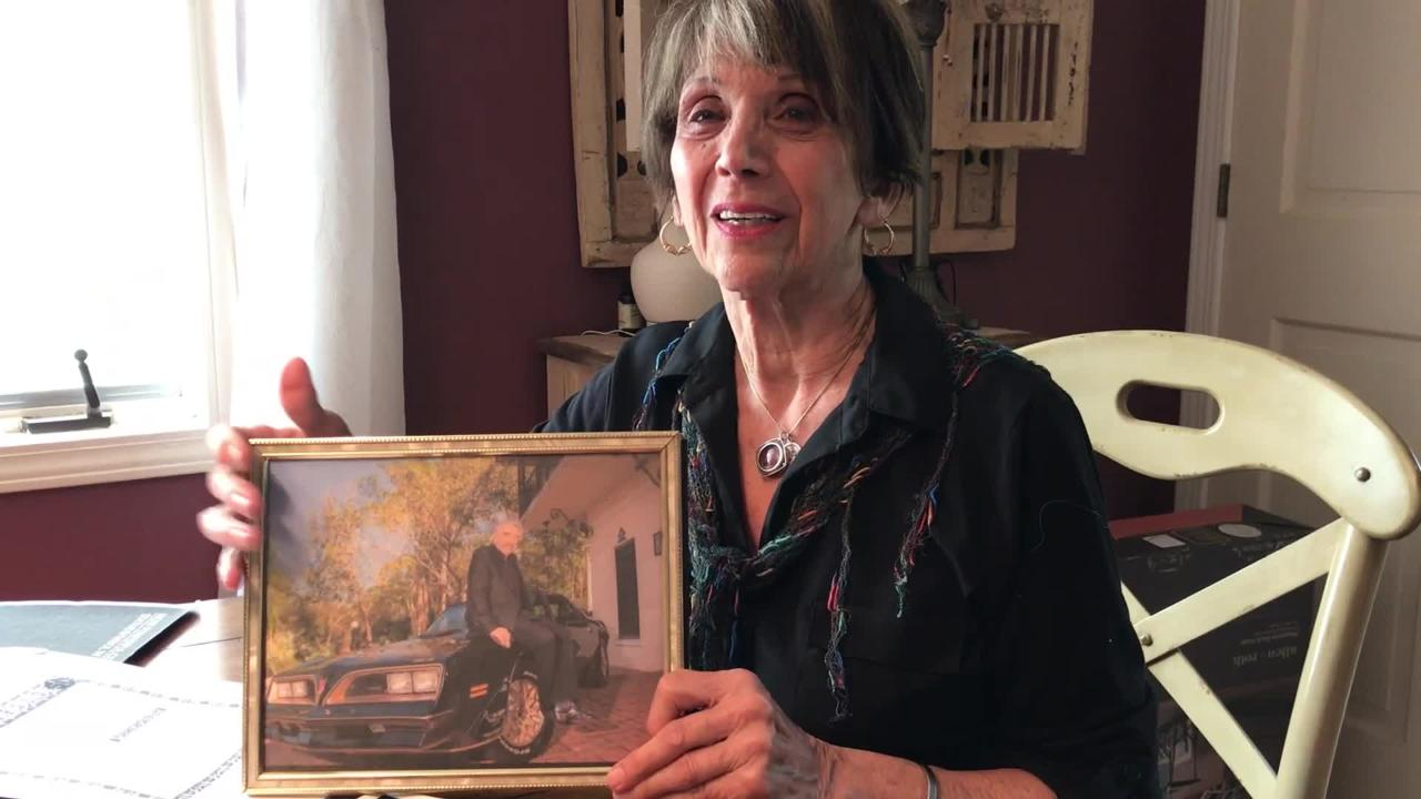 An iconic Trans Am served as a bond between Burt Reynolds and an Anderson resident Rena Martino. She regrets missing a chance to meet him last year.