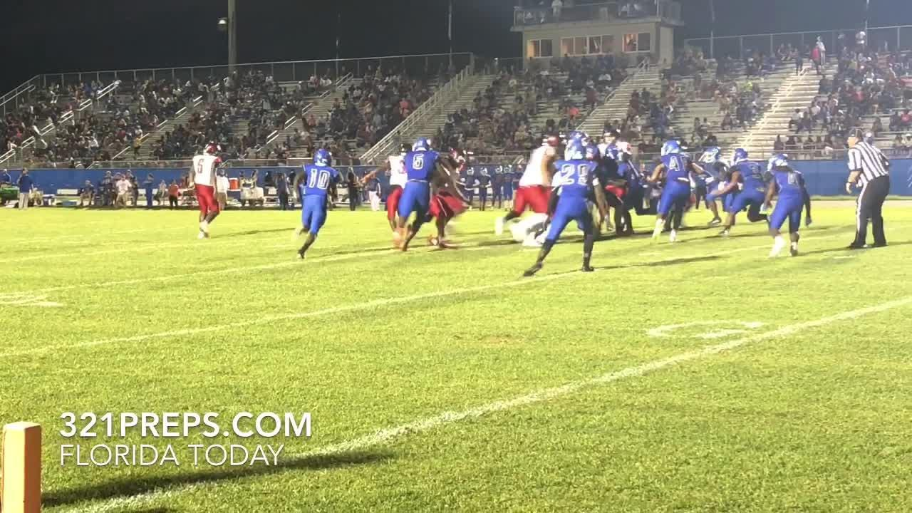 Highlights from Week 3 in Brevard County high school football. By Brian McCallum and Craig Bailey. Posted Sept. 7, 2018.