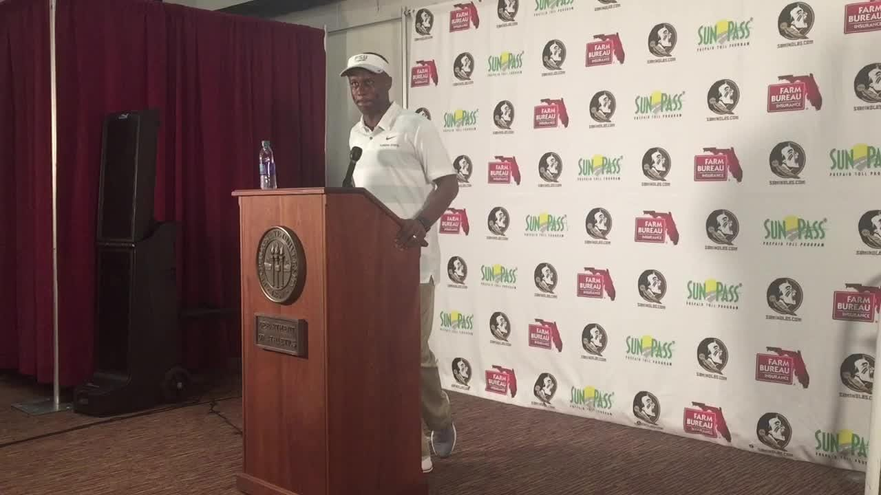 The FSU head coach found the positives but sees plenty of room for growth after the Seminoles squeaked out a win over Samford Saturday.