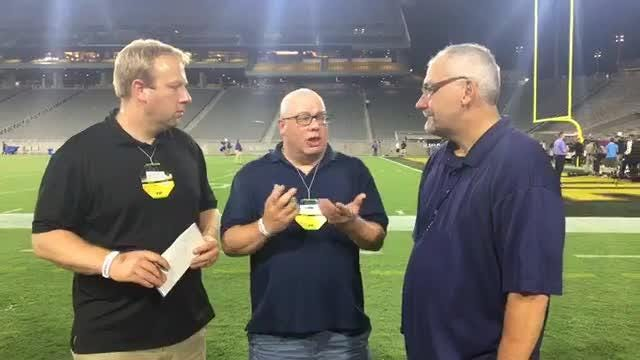 Lansing State Journal's Graham Couch is joined by the Detroit Free Press' Chris Solari and Jeff Seidel to break down Michigan State's loss to ASU.