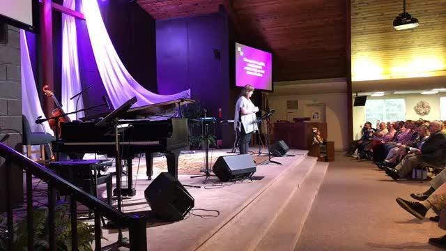 The Church of the Open Door's west campus addressed York County's opioid addiction on Sunday.