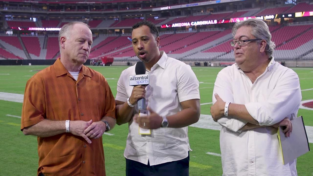 azcentral sports' Kent Somers, Greg Moore and Bob McManaman talk about the Cardinals' season-opening 24-6 defeat against the Washington Redskins.
