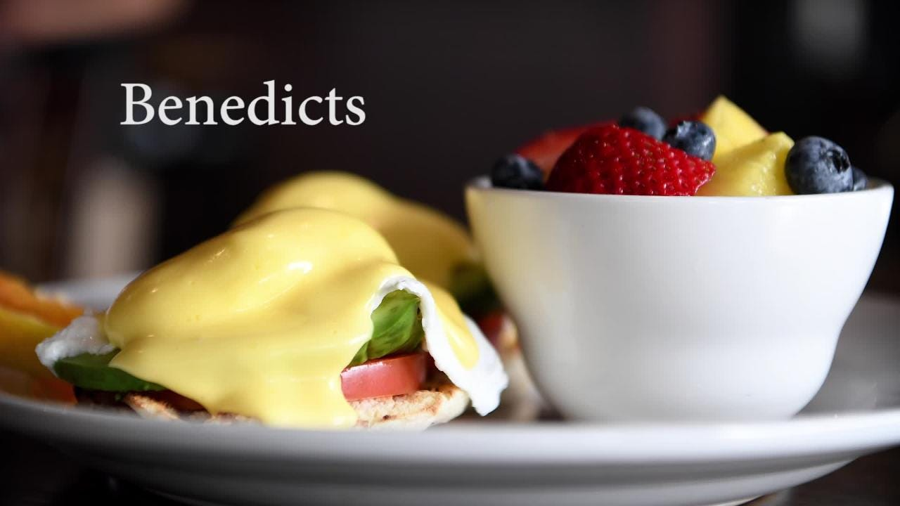 A new breakfast spot has opened in East Asheville serving a little something for everyone.
