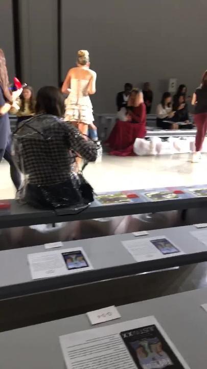 Video: New York Fashion Week 2018