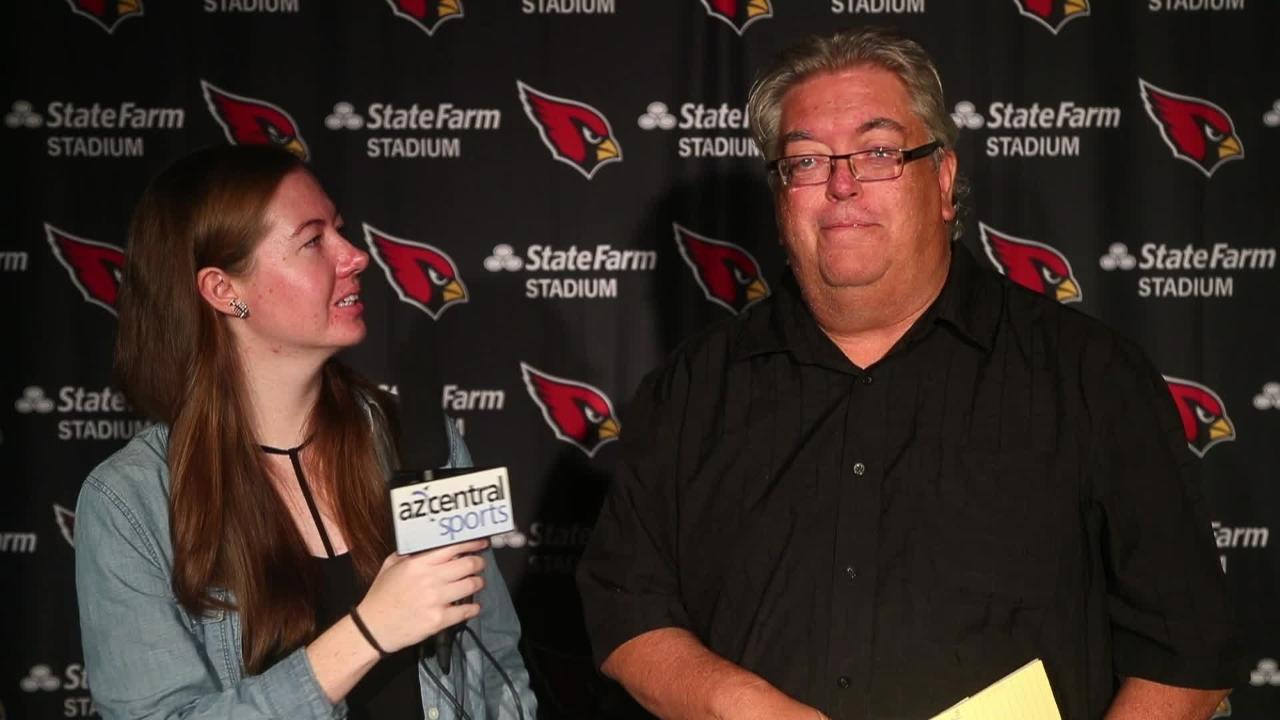 Katherine Fitzgerald and Bob McManaman break down the Cardinals loss and the their upcoming game against the Rams.