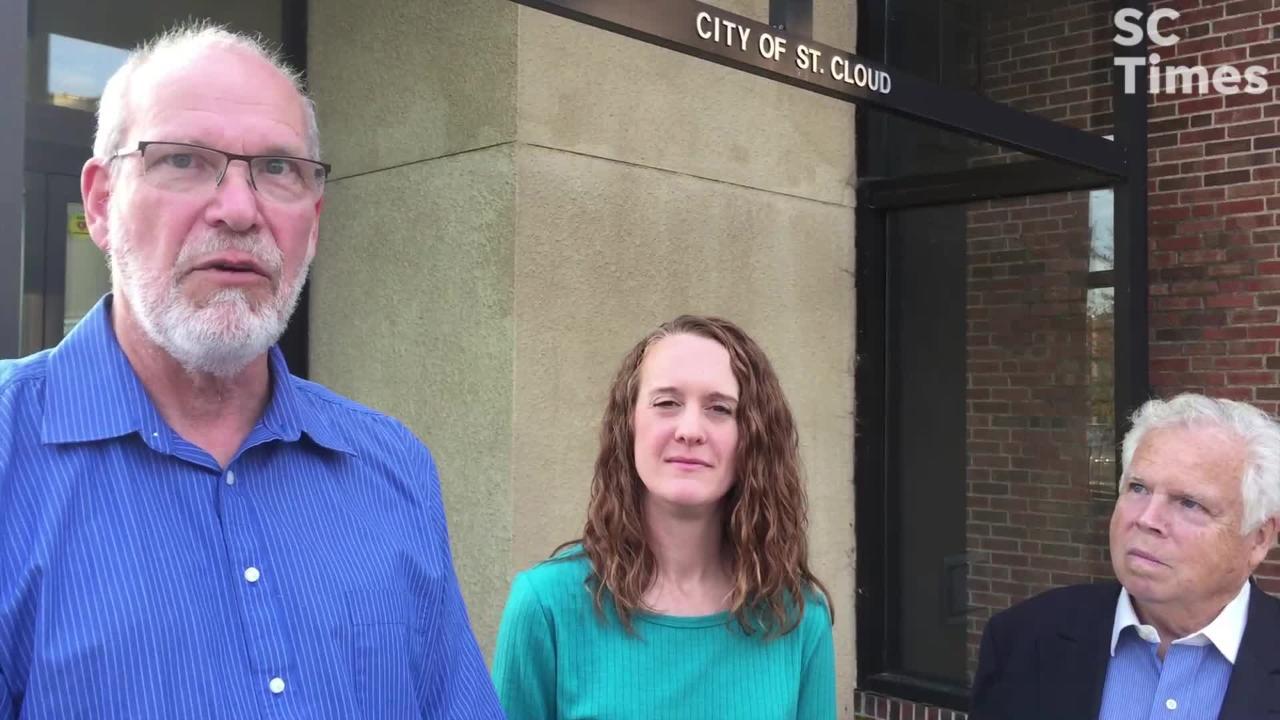 Glen Palm, Sara McKeever and Jim Davis talk about the Great River Children's Exploratorium.
