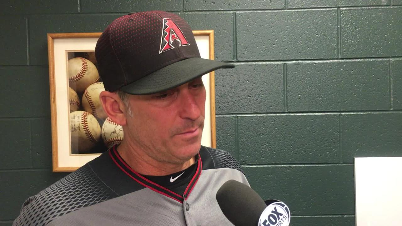 The Diamondbacks lost for the 12th time in their past 17 games on Monday night, getting crushed by the Rockies 13-2 at Coors Field.