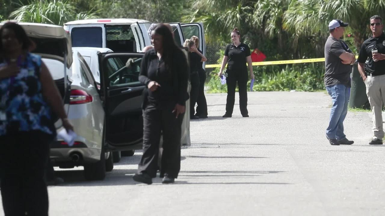 Video: Fort Myers Police investigating homicide at former home of Andrew Faust