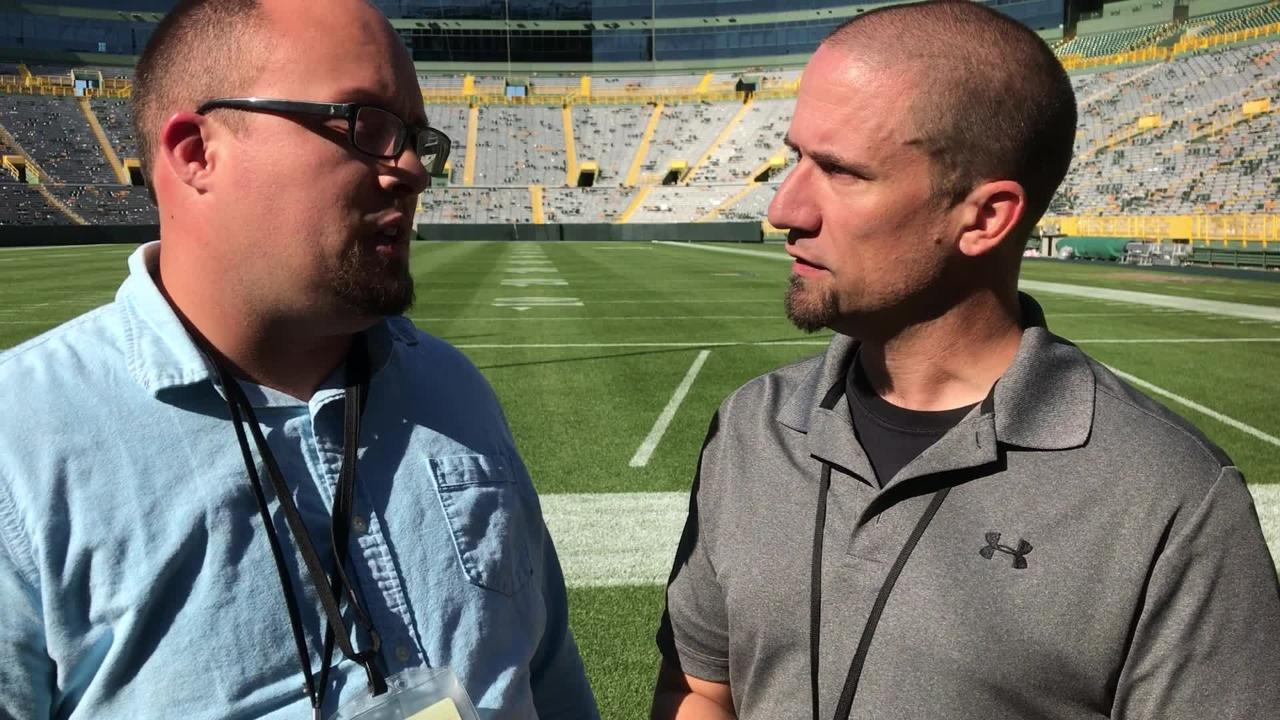 Packers beat reporters Ryan Wood and Jim Owczarski talk about the challenges Green Bay's defense will face vs. Minnesota.