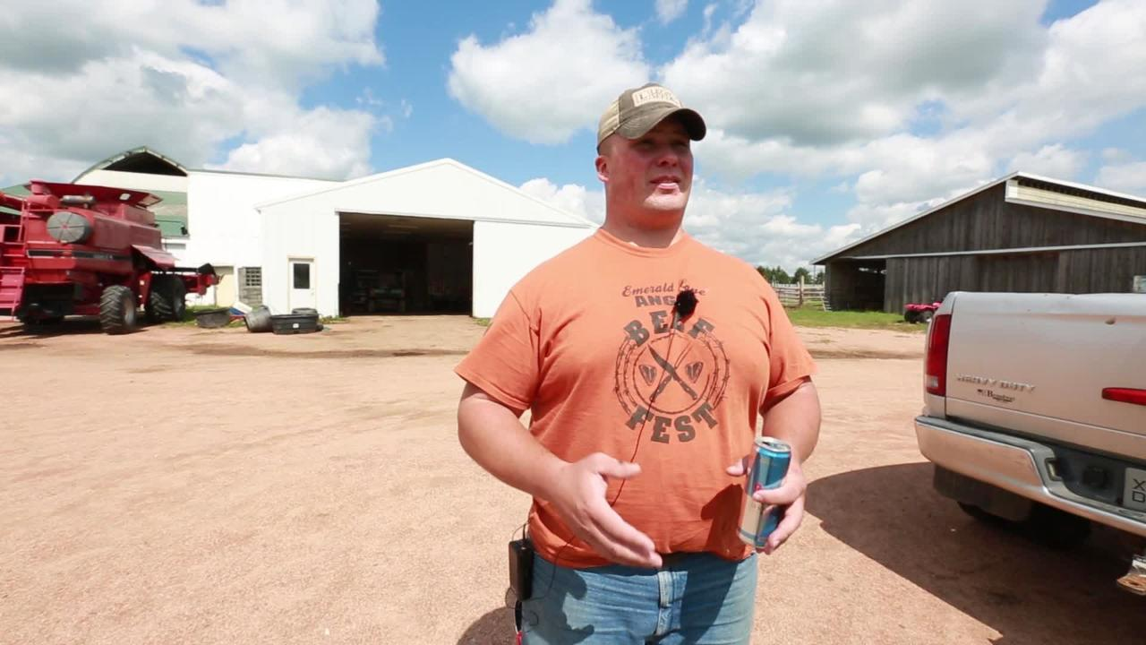 Emerald Lane Angus farm in the town of Rietrbrock near Edgar to host a Beef Festival this weekend.