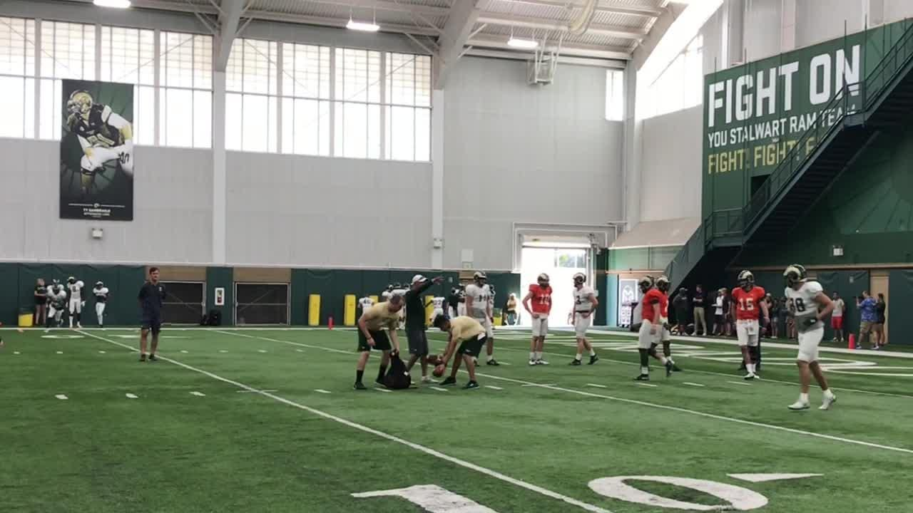 Colorado State football hopes to build on win over Arkansas by continuing to improve each day