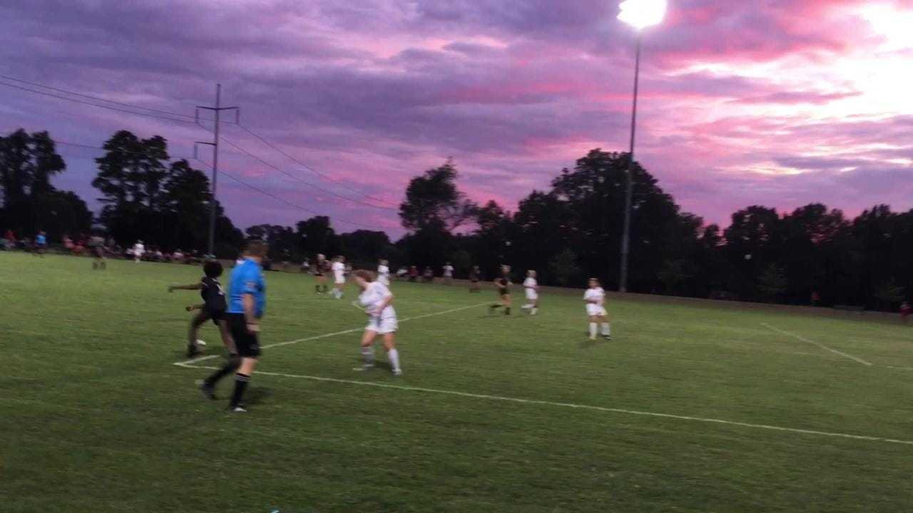 Action from South Gibson's 6-1 victory over Dyersburg in girls soccer action on Sept. 11.