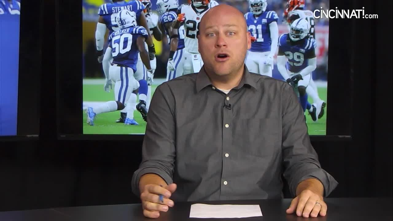 Paul Dehner Jr. discusses the upcoming Bengals vs. Ravens game.