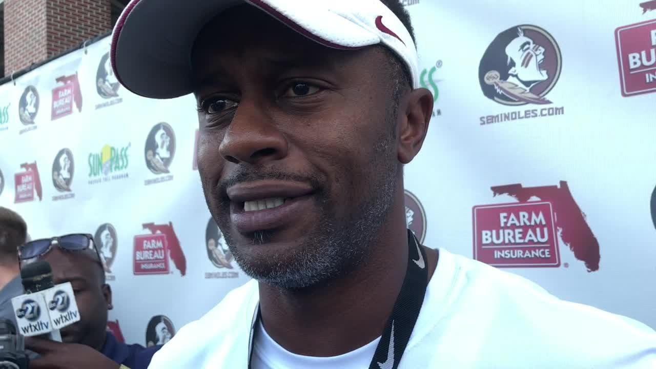 Watch it: FSU coach Willie Taggart on Syracuse, the offensive line, and communication.
