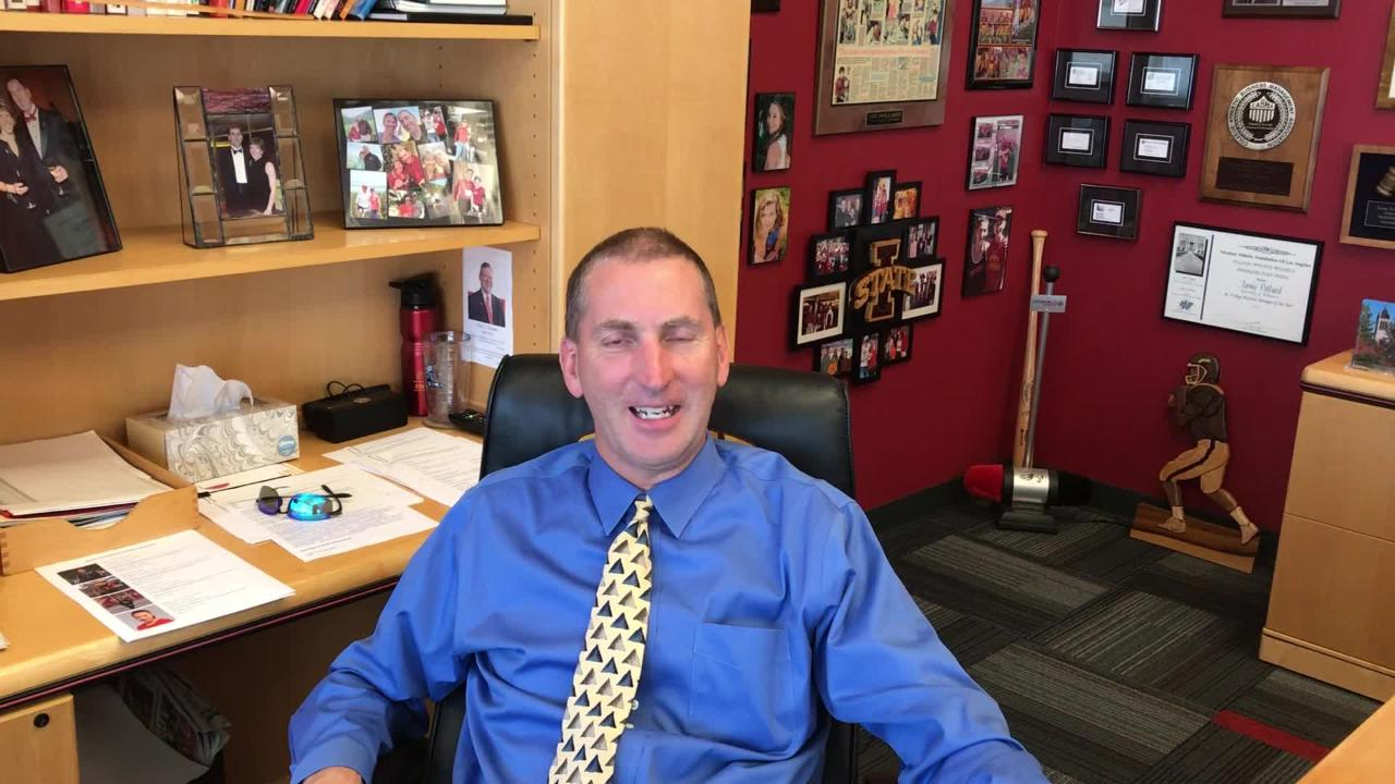 delving into incarnate word with iowa state ad jamie pollard