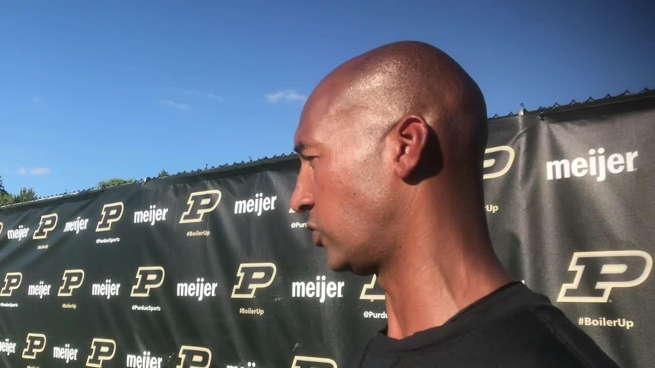 Cornerbacks coach looks for improved play against Missouri