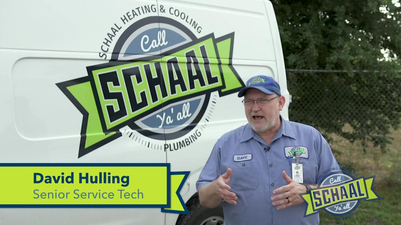 Schaal Heating and Cooling is among the Top Workplaces in 2018