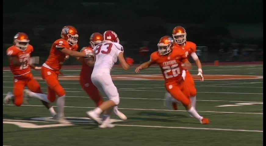 Central York running back staying focused through football