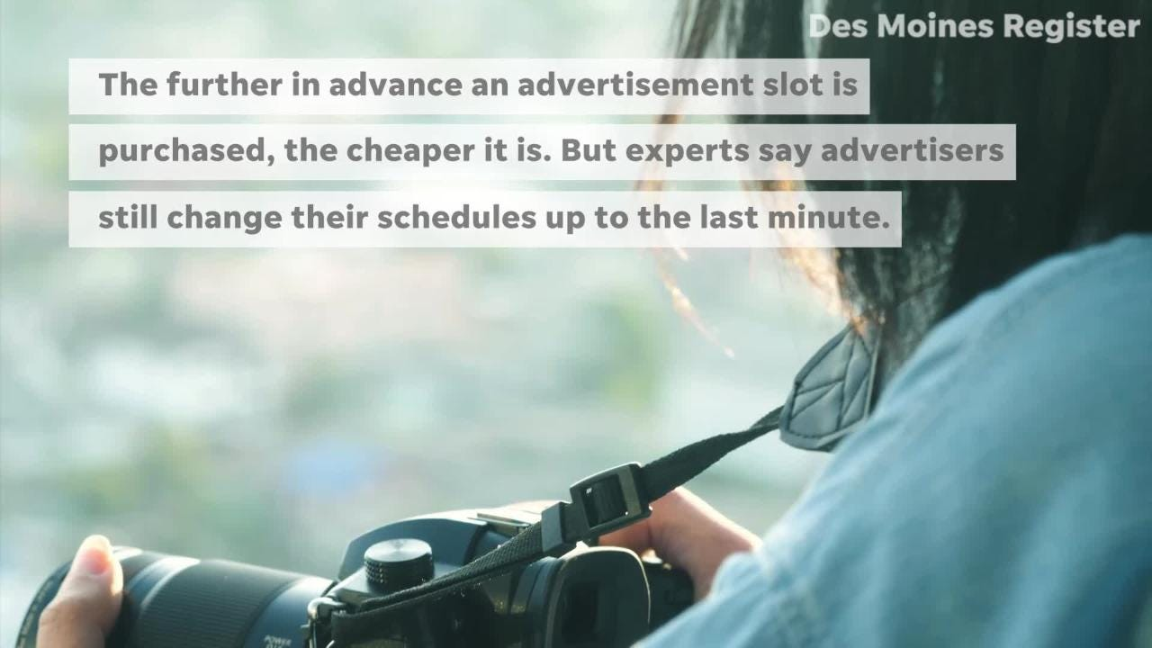 Here's a few things you might not know about political advertisements.