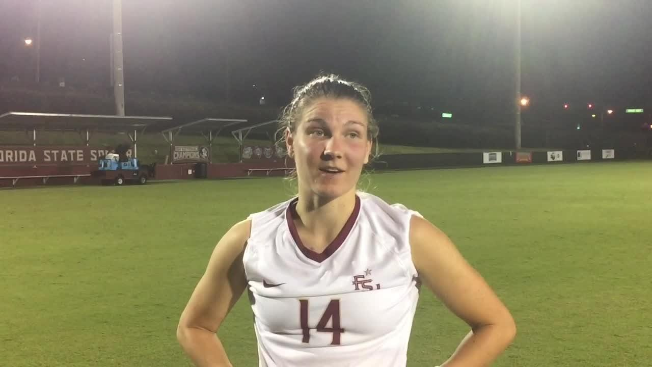 The Seminoles failed to register a shot on target against the Tar Heels.