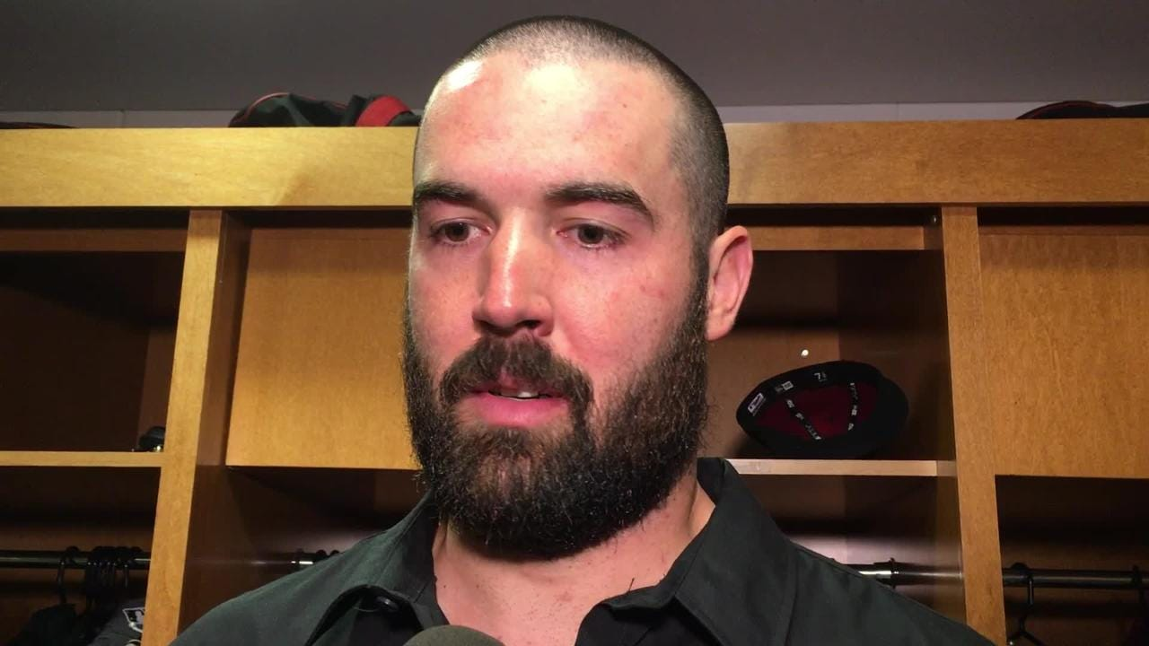 Diamondbacks lefty Robbie Ray gave up just two hits and two runs in 5 1/3 innings on Friday night in a 4-2 win over the Astros.