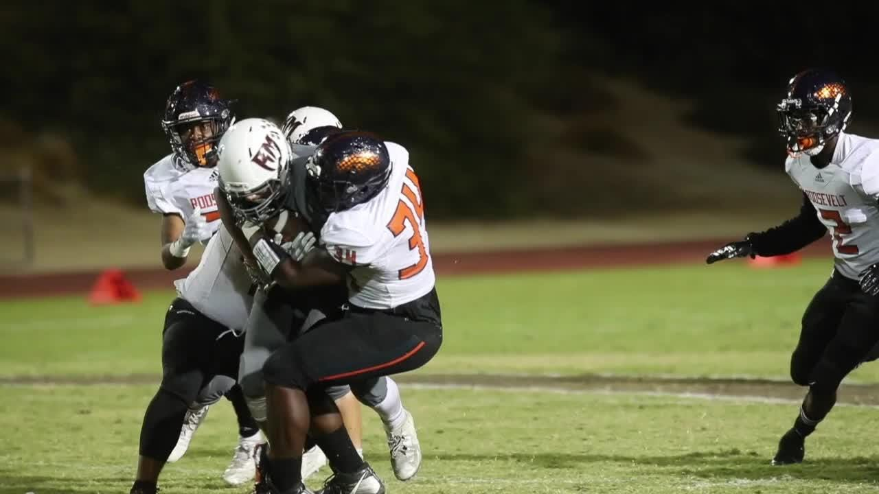 Rancho Mirage turned to its senior quarterback's arm in the game's waning moments in an attempt to cap a near-glorious comeback.