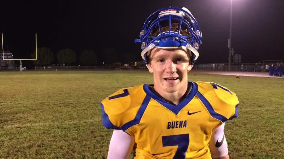 Buena football captured a win over Middle Township on Friday.