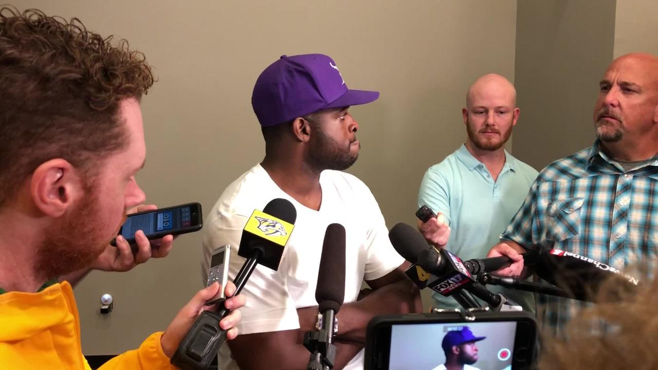 P.K. Subban talks about his summer and the upcoming season