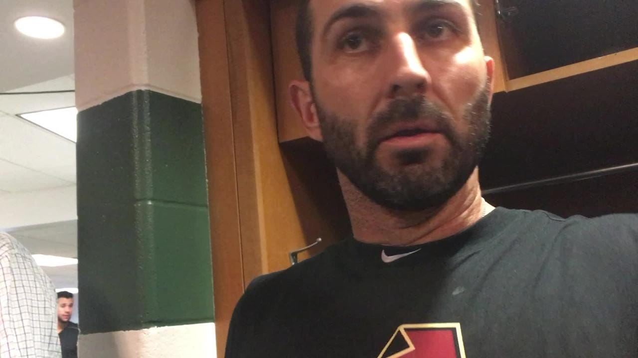 Infielder Daniel Descalso talks about the Diamondbacks' 2-5 trip through Colorado and Houston, which was capped by a 5-4 loss to the Astros on Sunday.