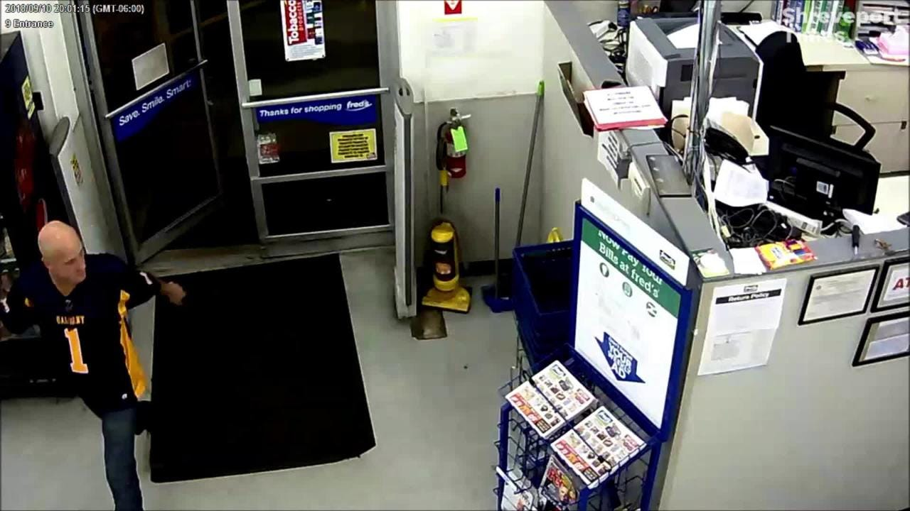 The Bossier Sheriff's Office is asking for the public's help with identifying an accused shoplifter.