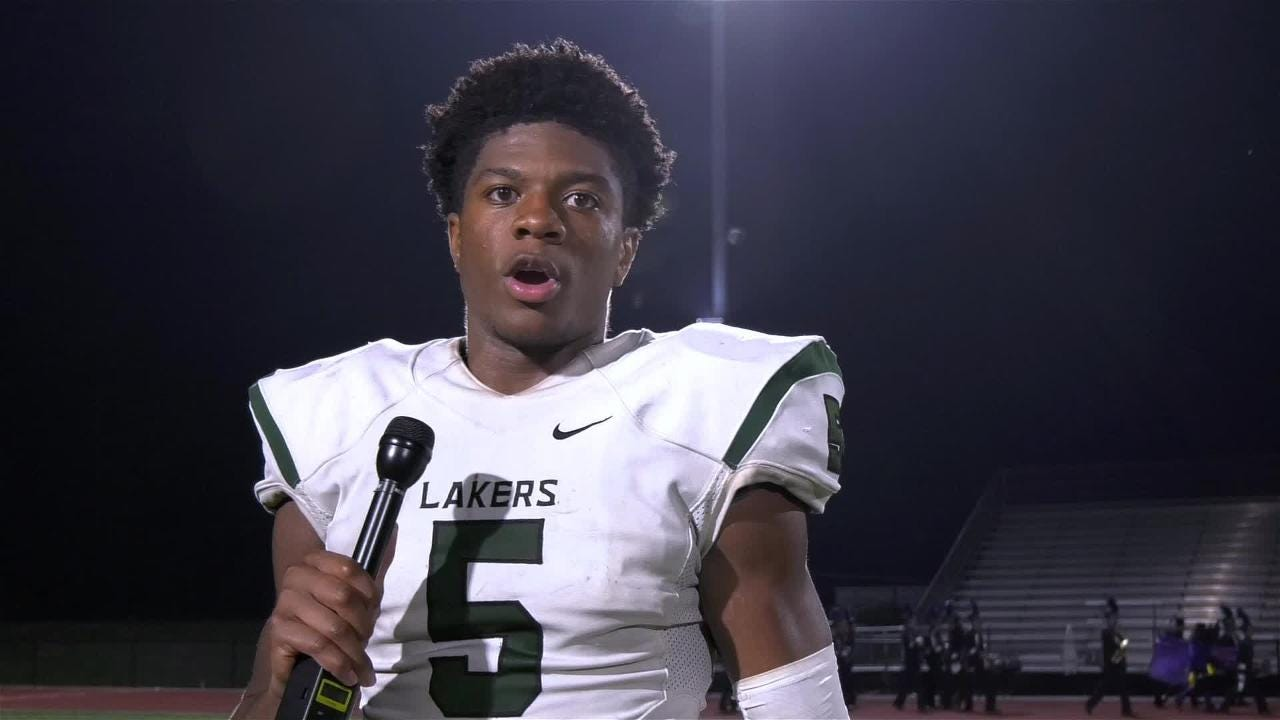 West Bloomfield's Lance Dixon is committed to Penn State. He had offers from Michigan and Michigan State, but found the right fit in Happy Valley.