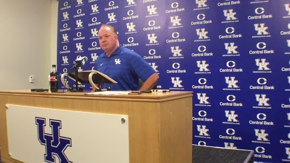 Mark Stoops expects fans to turn out for a big home game this week and wants to reward them with a marquee victory.