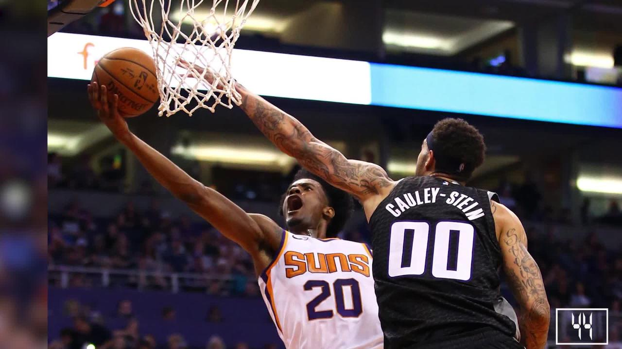 Greg Moore and Mark Faller discuss Deandre Ayton, Josh Jackson, Devin Booker and the Suns in our Shot Clock video.